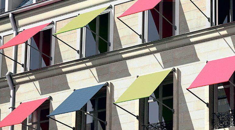 Store de fenêtre Modulo de France Fermetures