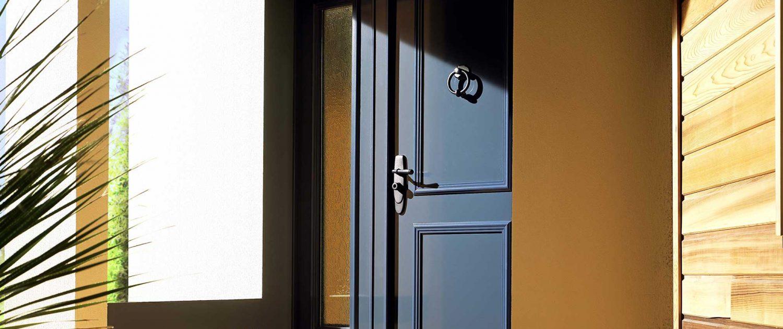 Porte Blindée Fichet pour Maison