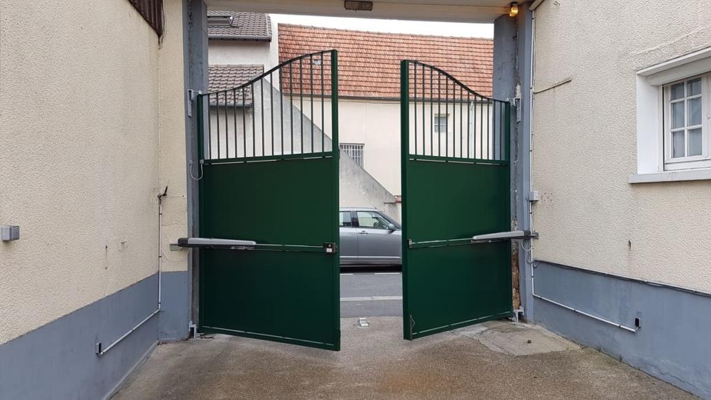 Portail Acier, Oise