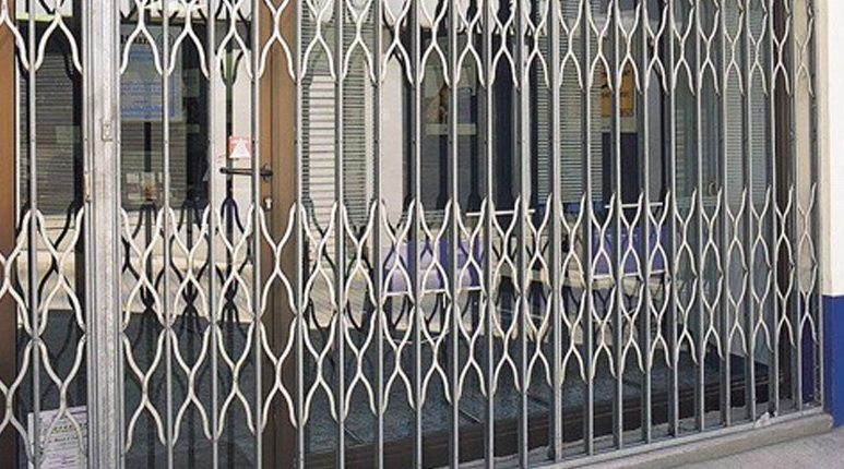 Grille métallique Barbarella de France Fermetures