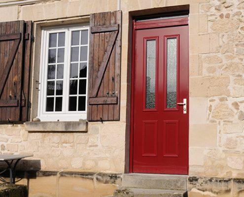 Porte blindée Fichet à Compiègne