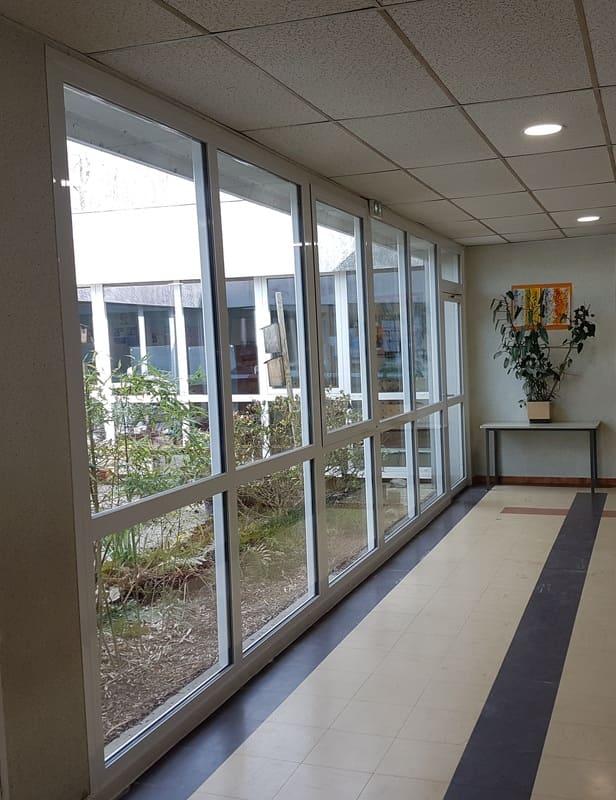 Menuiserie Aluminium Ecole Crepy en Valois Oise
