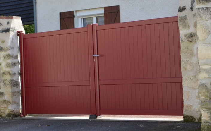 Portail Aluminium Gouvieux, Oise