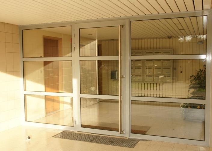 Porte Acier Hall d'Entree Nogent sur Oise