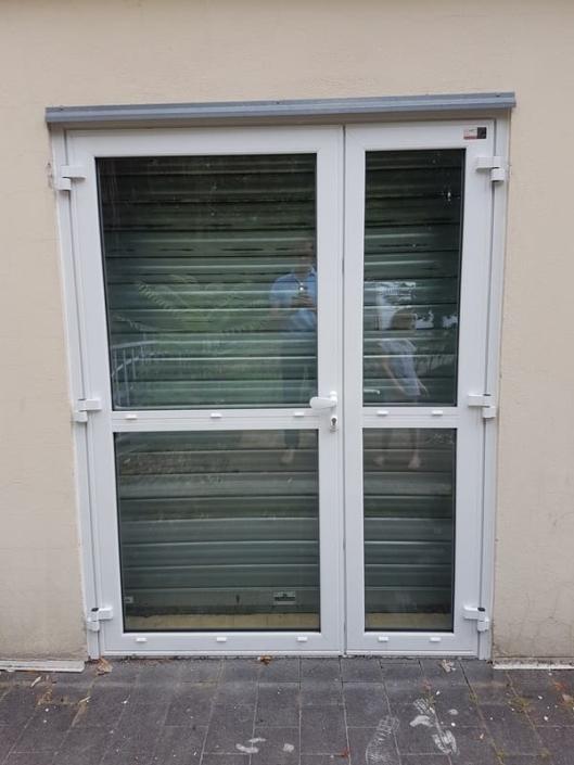Porte Aluminium Creil Oise