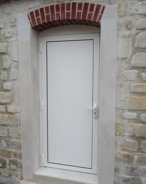 Porte acier Lamorlaye Oise