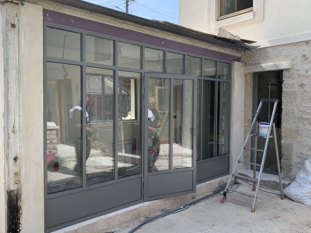 Verriere Atelier Acier Apremont Oise