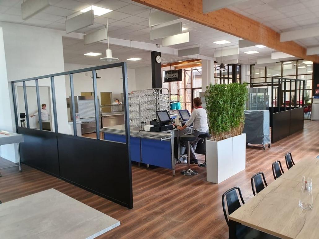 Verriere Atelier Acier Senlis, Oise