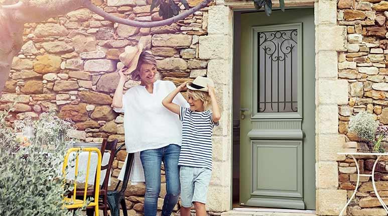 Porte d'entrée Bel'M dans l'Oise