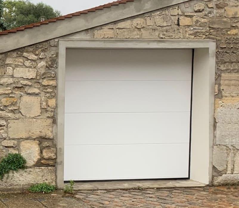 Porte de garage Sectionnelle Verneuil, Oise
